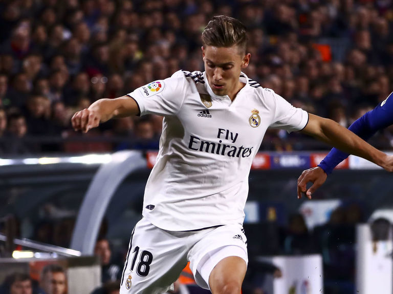 Atletico reach agreement with Real Madrid to sign Marcos Llorente