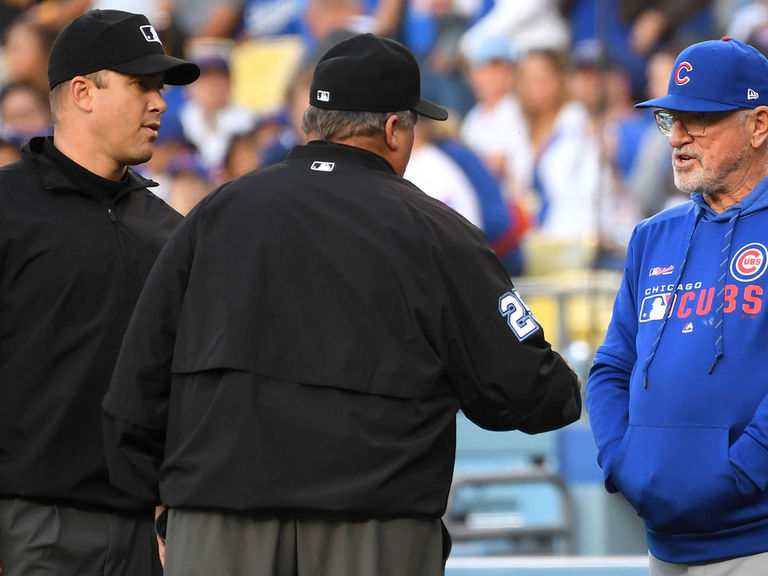 Maddon: HR increase in MLB is 'extraterrestrial'