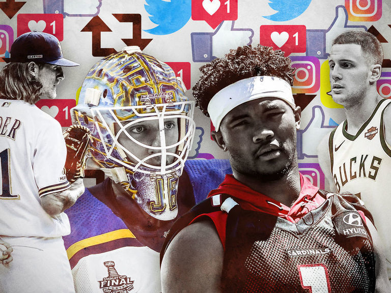 Clean sweeps: The race to delete players' old, offensive social-media