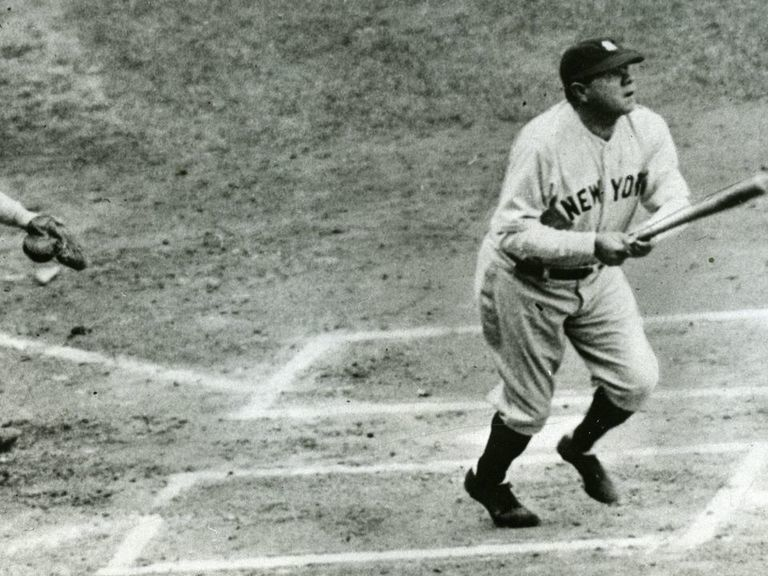 Babe Ruth's 500th homer bat expected to fetch $1M at auction