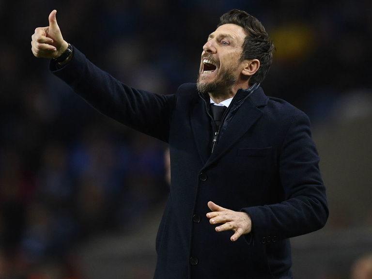 Di Francesco returns to management with Sampdoria