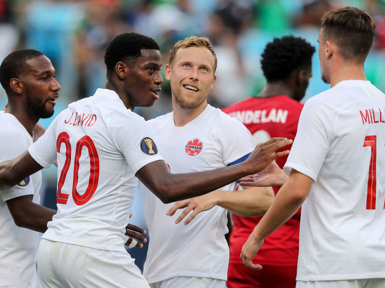 Canada makes Gold Cup quarterfinal after crushing Cuba