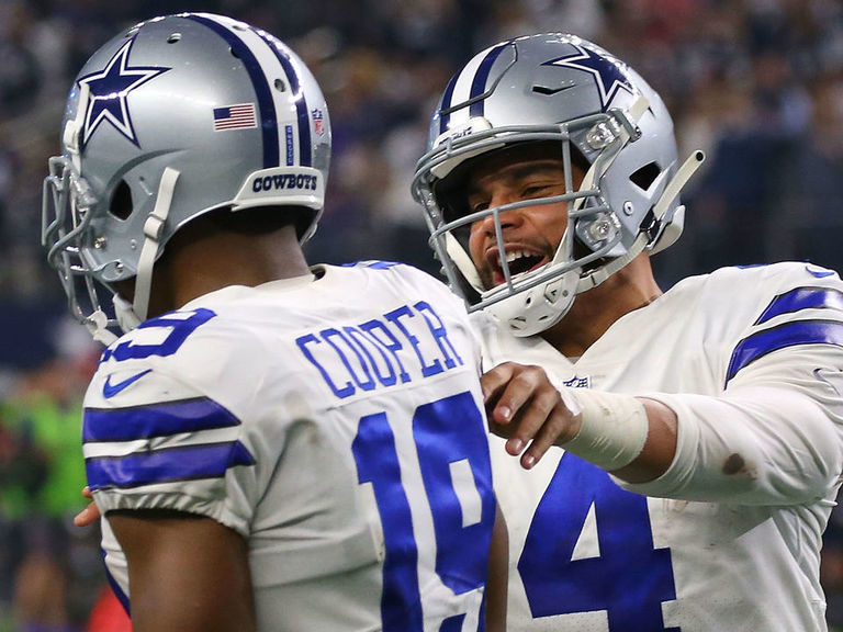 Cooper: Dak 'definitely' deserves to be among highest-paid QBs