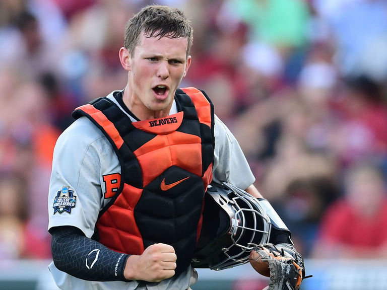Orioles sign 1st overall pick Rutschman to reported record $8.1M deal