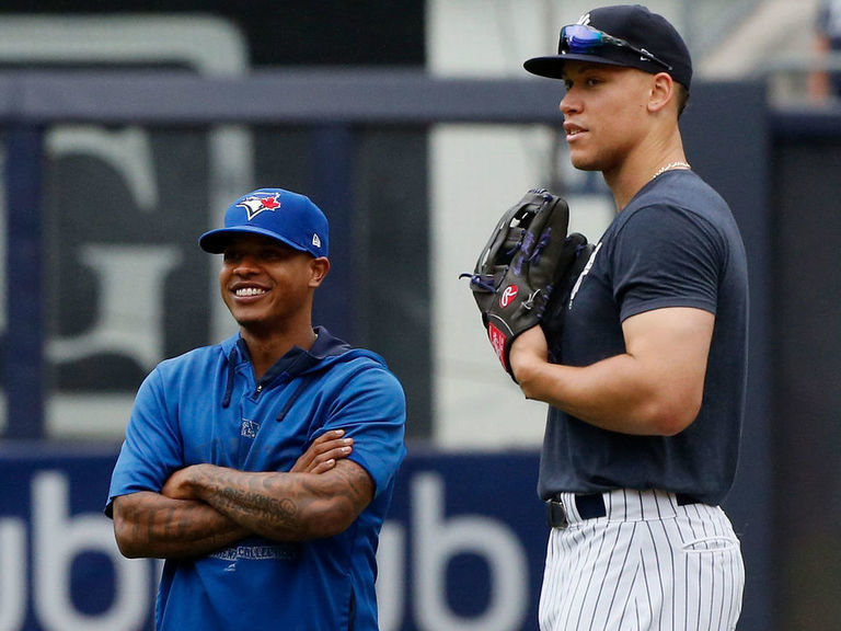 Stroman as trade rumors swirl: 'I'm built' for Yankee Stadium