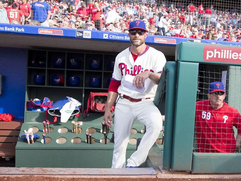 Phillies GM backs Kapler during losing streak: 'I believe in our guys'