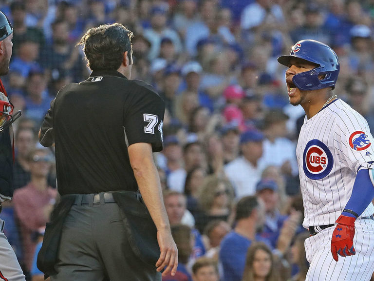 Braves announcer: I wish I'd 'thrown a haymaker' at Cubs' Contreras