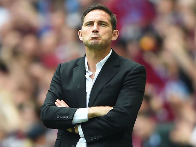 Derby give Chelsea permission to hold Lampard talks