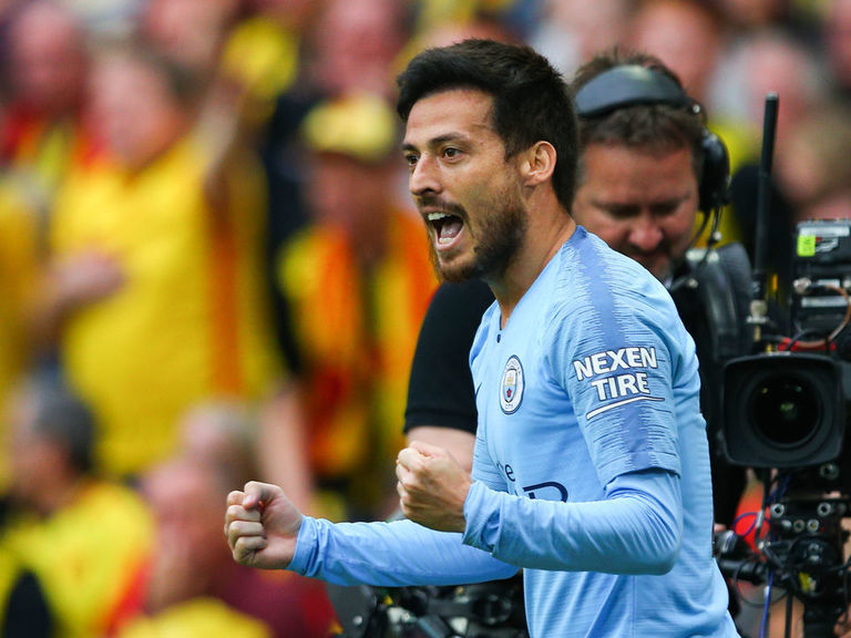 Silva confirms he'll leave Manchester City after next season