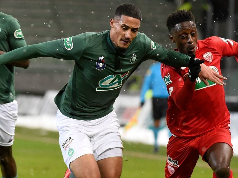 Report: Arsenal expected to sign Saint-Etienne's William Saliba for €2