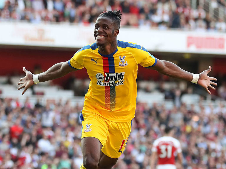 Report: Zaha wants to leave Palace, favors move to Arsenal