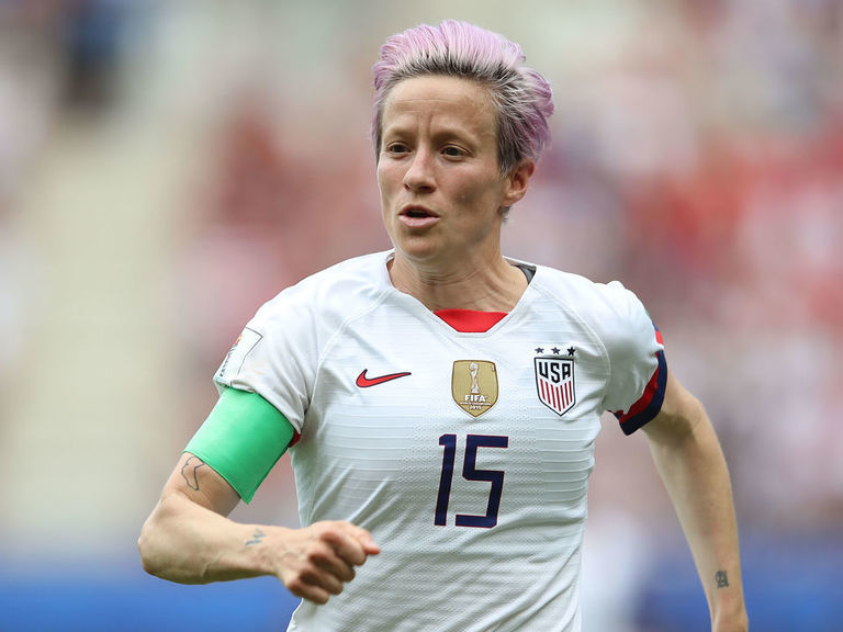 Rapinoe 'not going to the f-----g White House' if U.S. wins World Cup