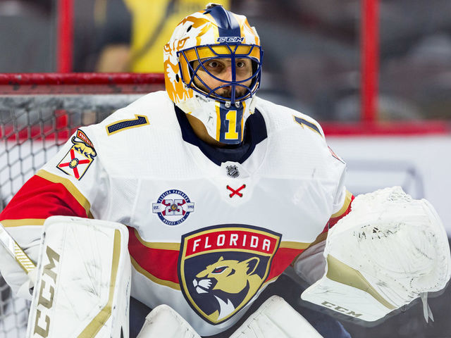 Panthers Luongo Retires After 19 Seasons Thescore Com