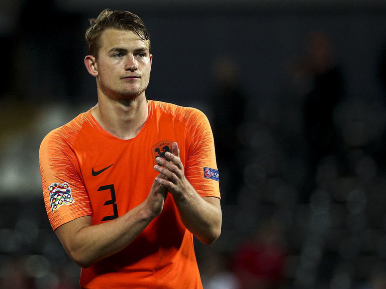 Report: De Ligt agrees to Juventus contract worth €12M per season