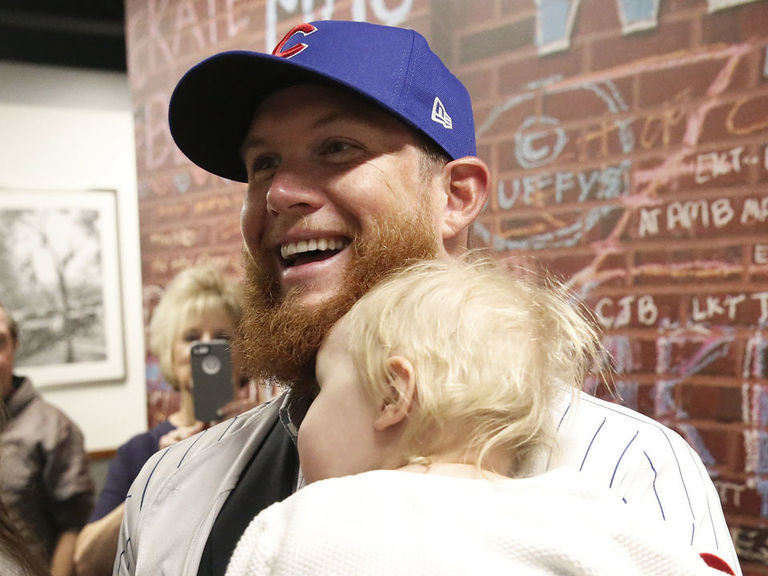 Report: Cubs expected to activate Kimbrel Thursday
