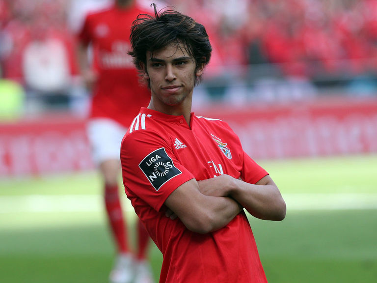 Atletico officially bid €126M for Benfica youngster Joao Felix