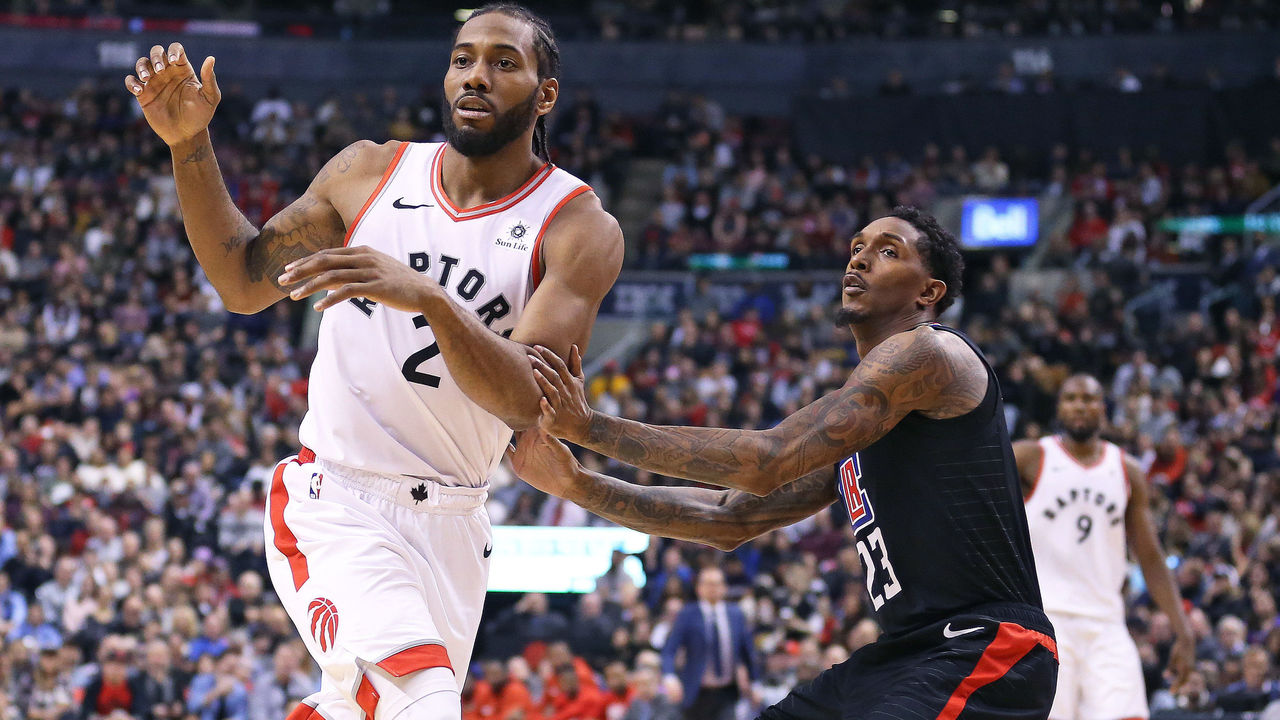 sale retailer 5ca99 0e2de Clippers' Williams: Playing in Toronto is like being ...