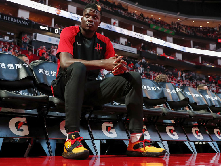 Report: Rockets believe they have Capela trade partner in case of Butl