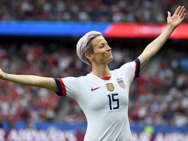 U.S. star Rapinoe wins women's Ballon d'Or after indelible 2019