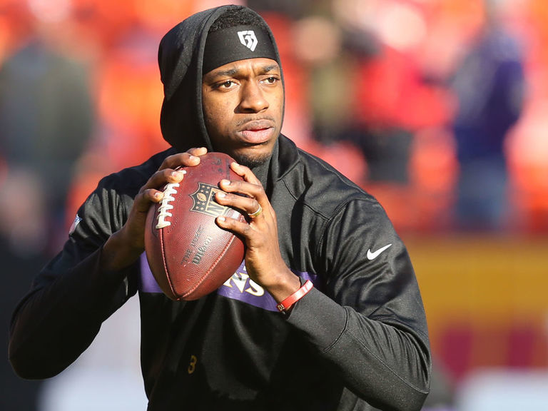 RG3, NFL player rep debate merits of CBA proposal on Twitter