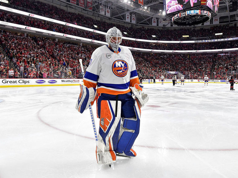 Lehner: Deal not working out with Islanders 'had nothing to do with me