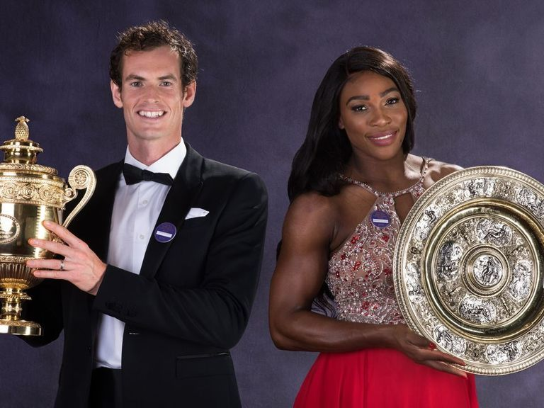 Murray, Williams teaming up for mixed doubles at Wimbledon
