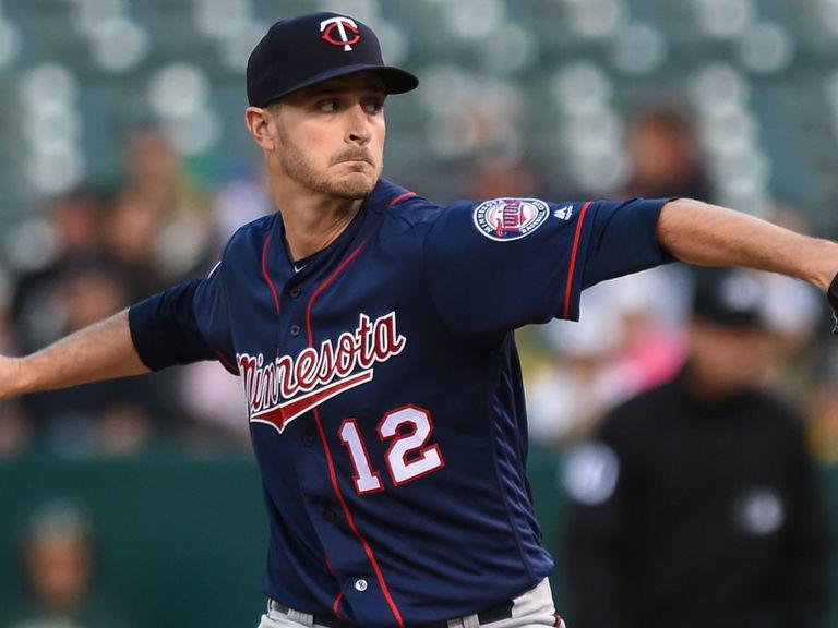 Twins' Odorizzi goes on IL, will miss All-Star Game