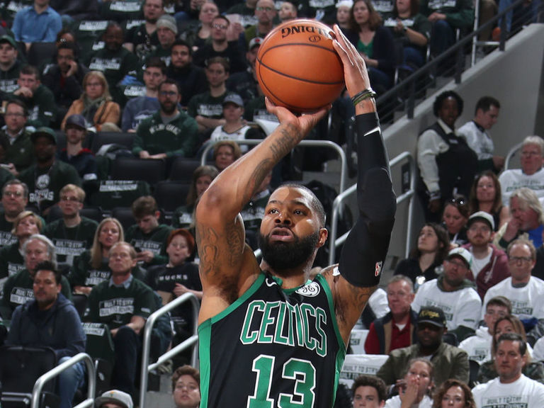 Report: Spurs sign Marcus Morris to 2-year, $20M deal