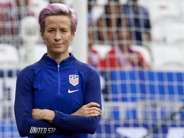 Rapinoe, Martens overcome injuries to start in World Cup final