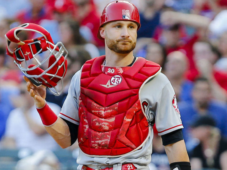 Angels designate Lucroy for assignment