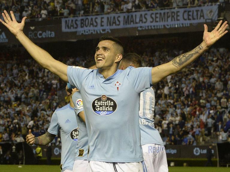 Report: West Ham agree to pay €50M for Celta Vigo's Maxi Gomez