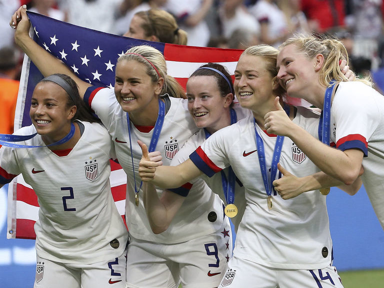 USWNT sets another merchandise record after World Cup win