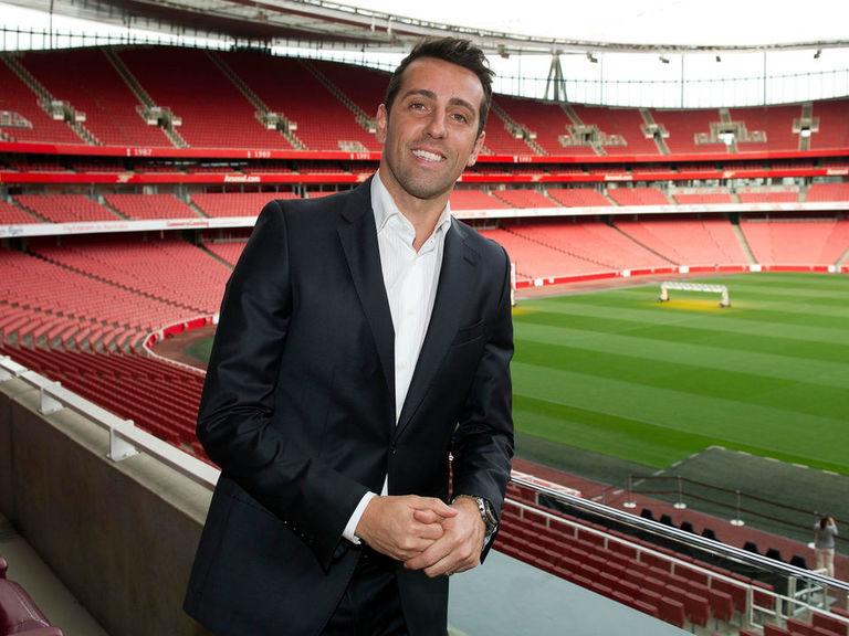 Arsenal hire former fan favorite Edu as 1st-ever technical director