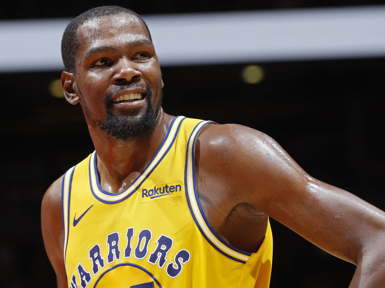 Nets GM: Durant committed before meeting team