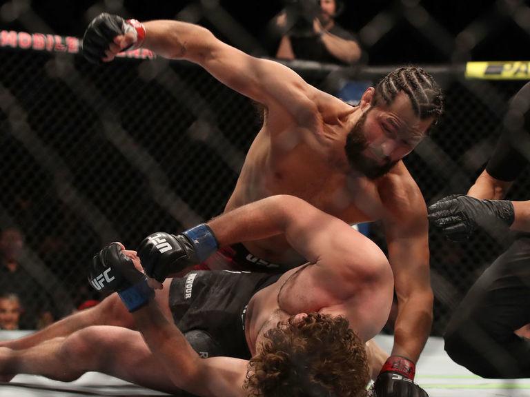 Masvidal wants to 'break McGregor's face'