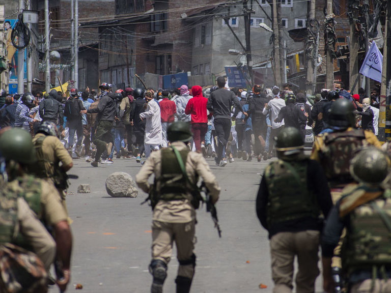 Life at Real Kashmir FC: How to survive one of the world's most danger