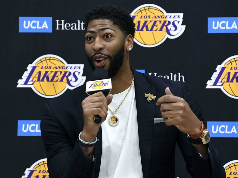 AD on requesting trade from Pels: I 'wanted to take control of my care