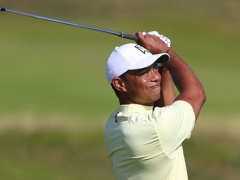 Woods, McIlroy headline marquee groups at the Open Championship
