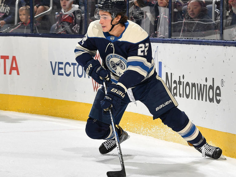 Milano accepts qualifying offer from Blue Jackets