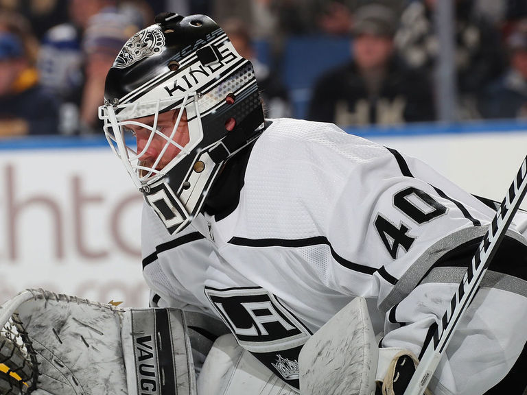 Kings sign Cal Petersen to 3-year extension