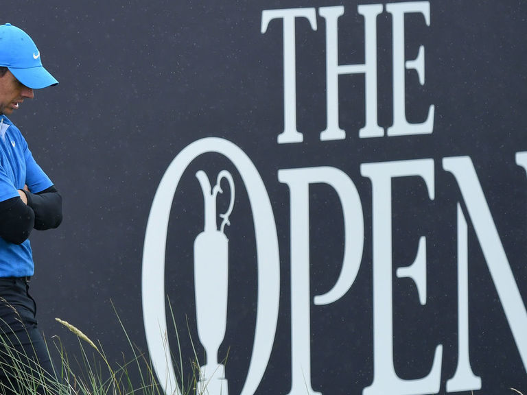 5 takeaways from roller-coaster 1st round at the Open Championship