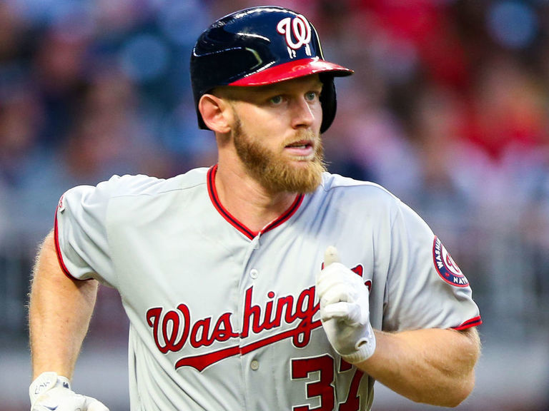 Strasburg becomes 1st pitcher since 2014 with 5 RBIs in 1 game