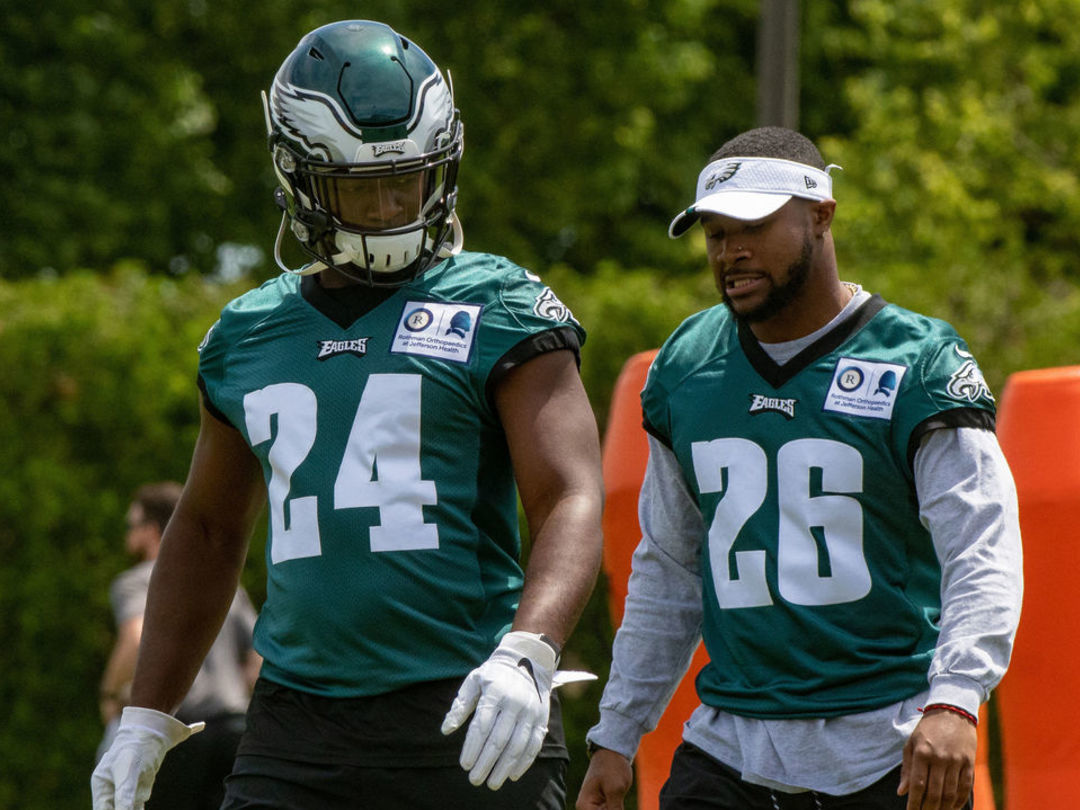 Fantasy: 2019 Projections - Will Howard or Sanders lead Eagles