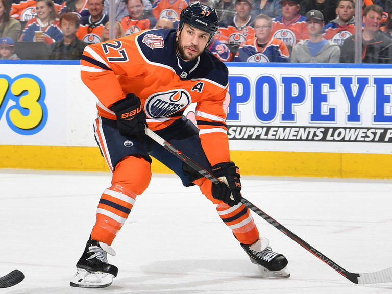 Oilers trade Lucic to Flames for Neal