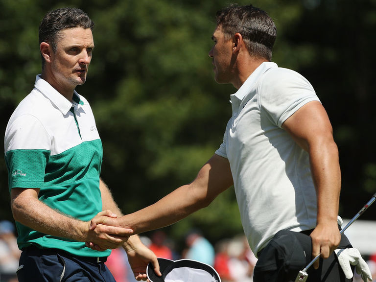 Koepka-Rose highlights 3rd-round pairings at The Open