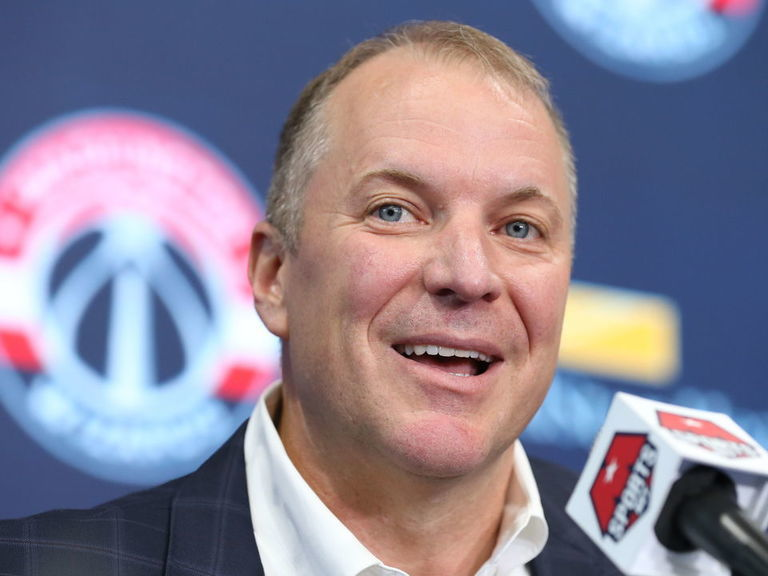 Report: Wizards naming interim GM Sheppard to permanent role