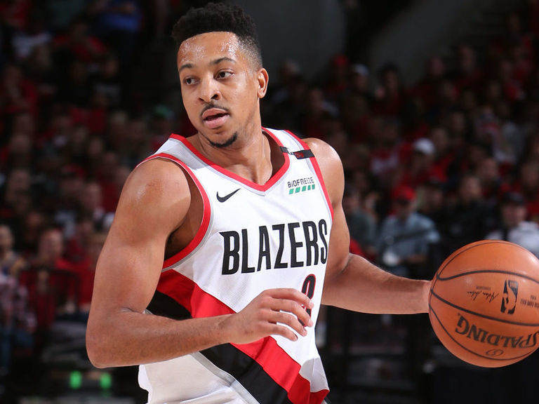 Report: Blazers' McCollum pulls out of FIBA World Cup