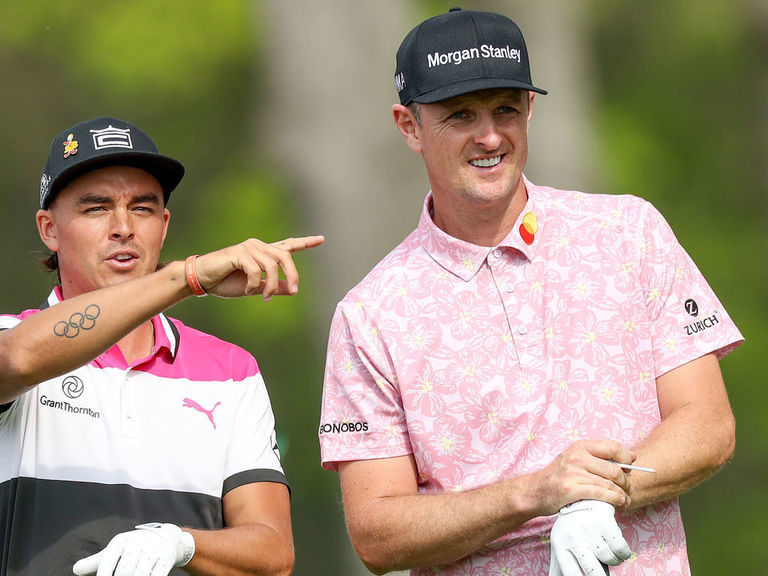 Fowler-Rose highlights final-round pairings at The Open