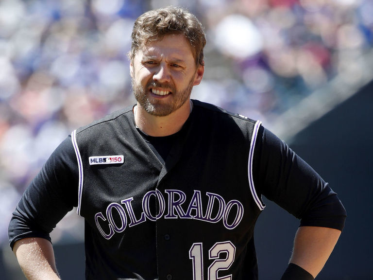 Rockies designate Mark Reynolds for assignment