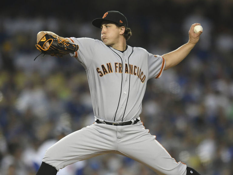 Giants designate Holland for assignment